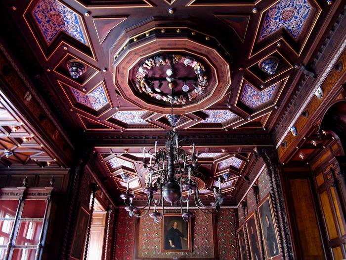Замок Графенегг - романтичная драгоценность. 87706