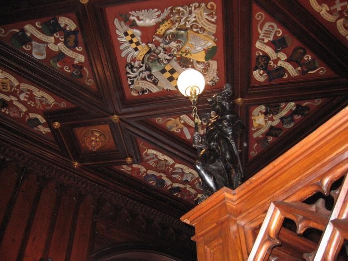 Замок Графенегг - романтичная драгоценность. 16115