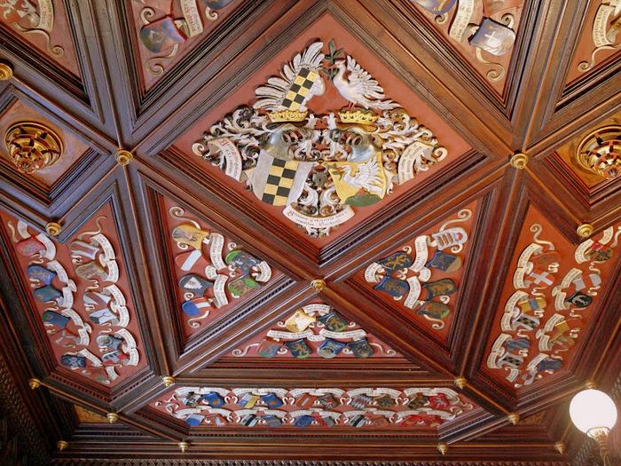 Замок Графенегг - романтичная драгоценность. 95238