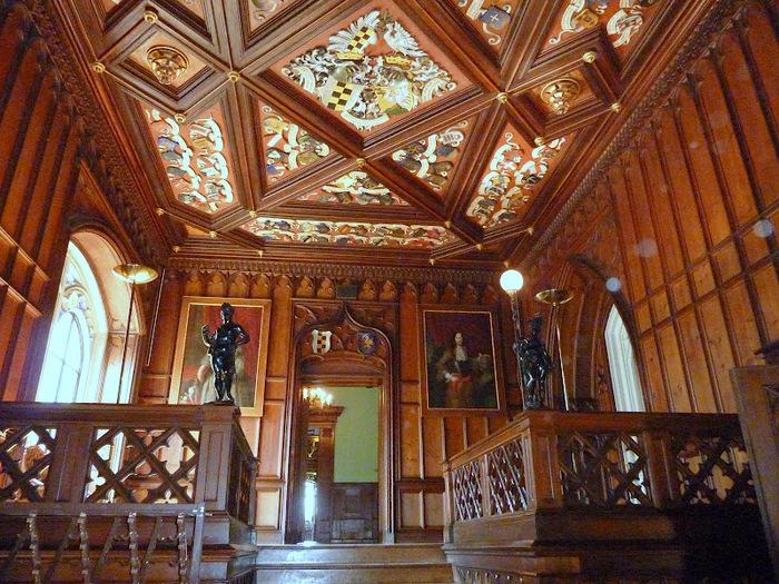 Замок Графенегг - романтичная драгоценность. 50228