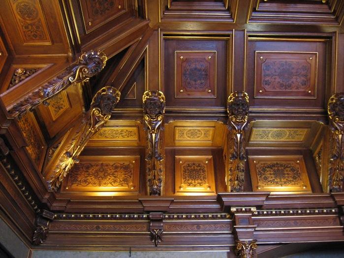 Замок Графенегг - романтичная драгоценность. 33575