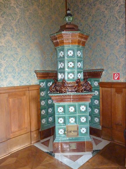 Замок Графенегг - романтичная драгоценность. 78357
