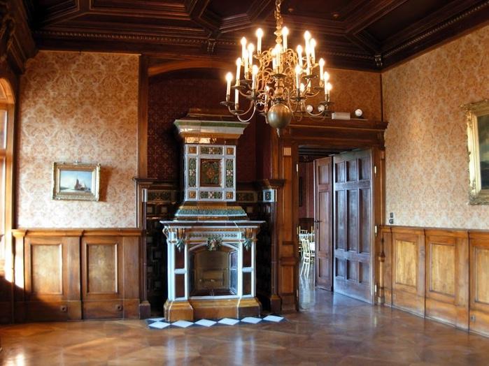 Замок Графенегг - романтичная драгоценность. 57942