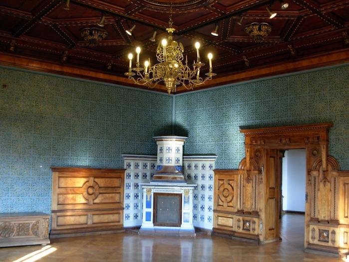 Замок Графенегг - романтичная драгоценность. 41972