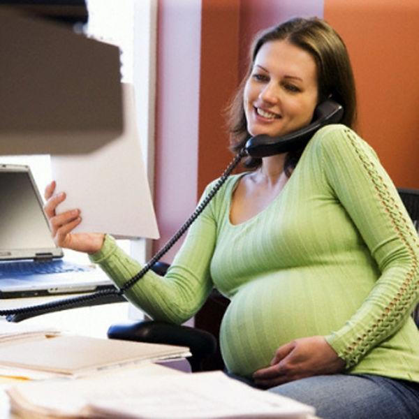 Законодательство о работе беременных женщин