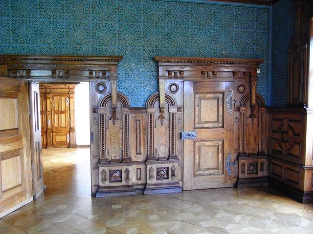 Замок Графенегг - романтичная драгоценность. 77976