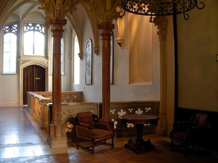 Замок Графенегг - романтичная драгоценность. 63647