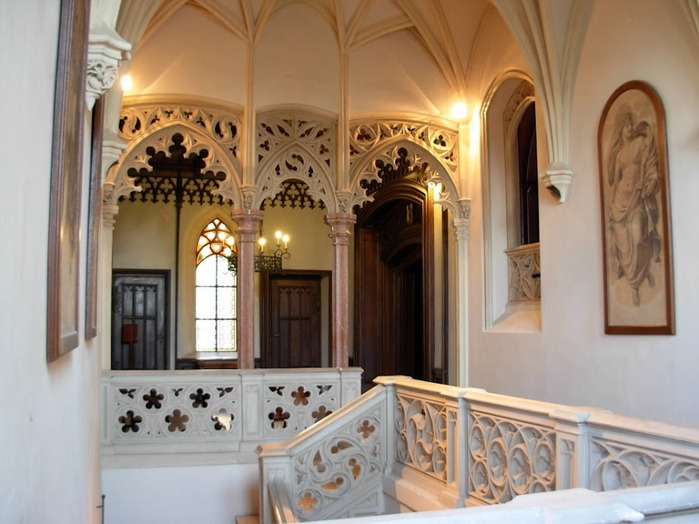 Замок Графенегг - романтичная драгоценность. 32303