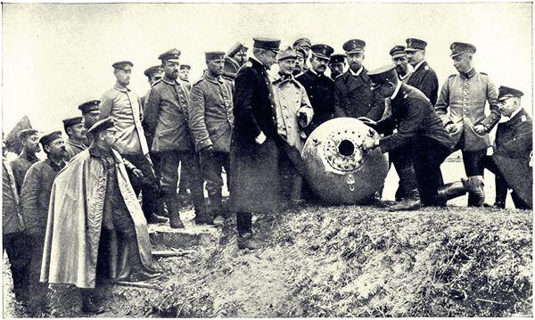 Командир 41-го танкового корпуса вермахта генералом Райнгарт