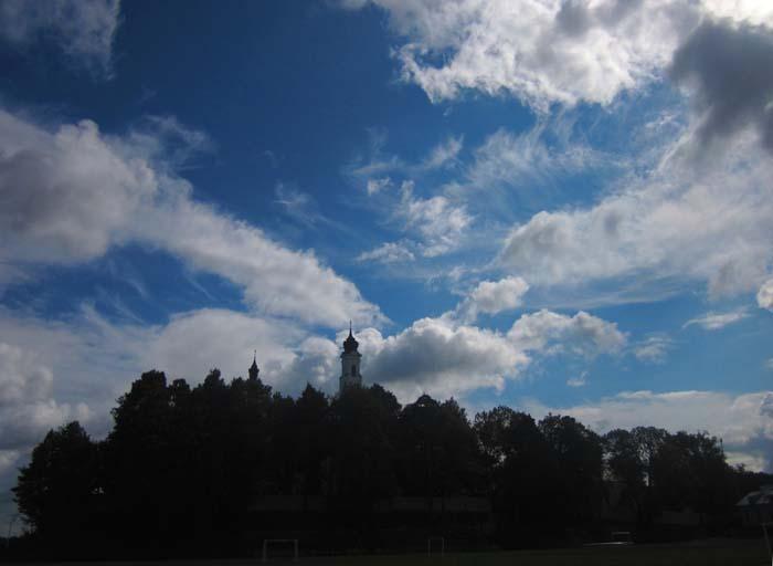 19 Вид на монастырь с поля (700x512, 57Kb)
