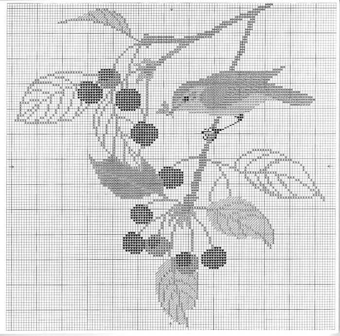 птицы 1993 (16) (700x691, 214Kb)