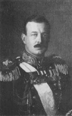 Великий Князь Кирилл Владимирович - двоюродный брат Императора Николая II (250x404, 19Kb)