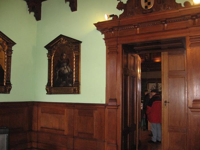 Замок Графенегг - романтичная драгоценность. 92809