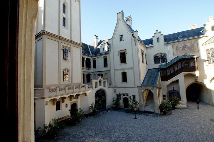 Замок Графенегг - романтичная драгоценность. 43202