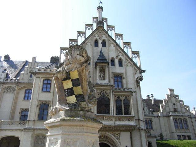 Замок Графенегг - романтичная драгоценность. 14055