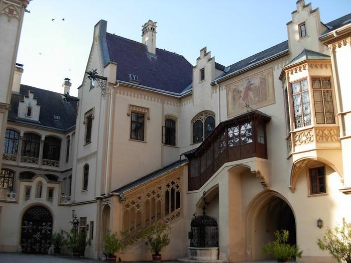 Замок Графенегг - романтичная драгоценность. 53149