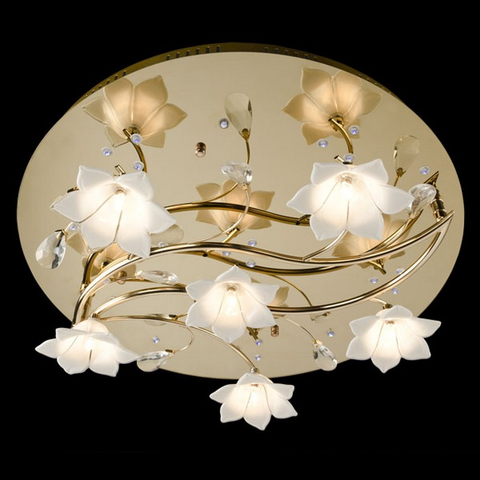 Современые стильные люстры в интерьере вашего дома 9 (700x700, 90Kb)