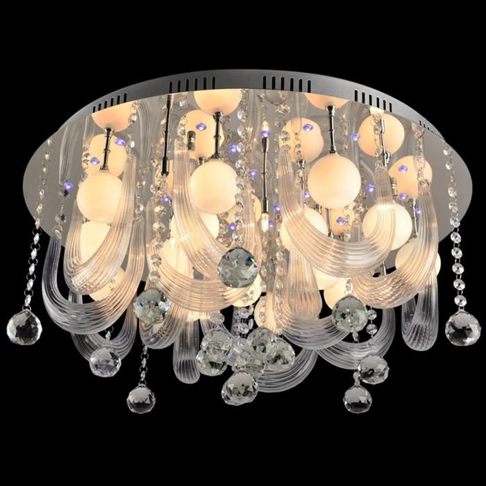 Современые стильные люстры в интерьере вашего дома 11 (700x700, 96Kb)