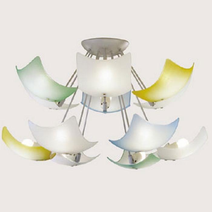 Современые стильные люстры в интерьере вашего дома 13 (700x700, 32Kb)