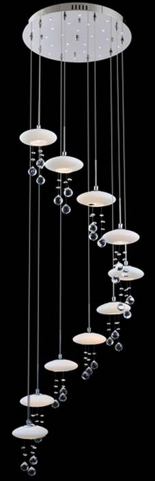Современые стильные люстры в интерьере вашего дома 15 (227x700, 68Kb)