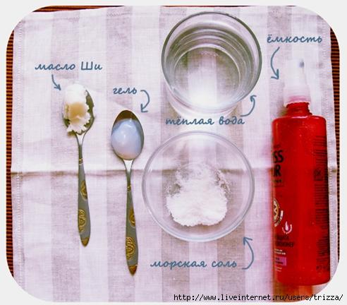 Как делать маску для волос против выпадения