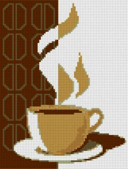 Метки: вышивка крестом кофе