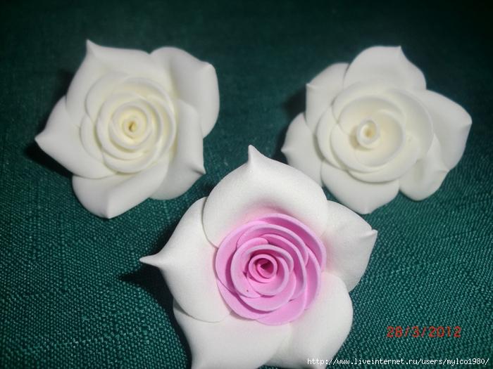 Синие розы из фоамирана мастер класс - Колеса в Томске
