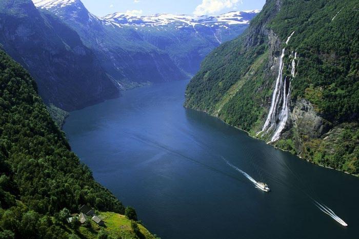 Фьорды Норвегии 25 (700x466, 65Kb)