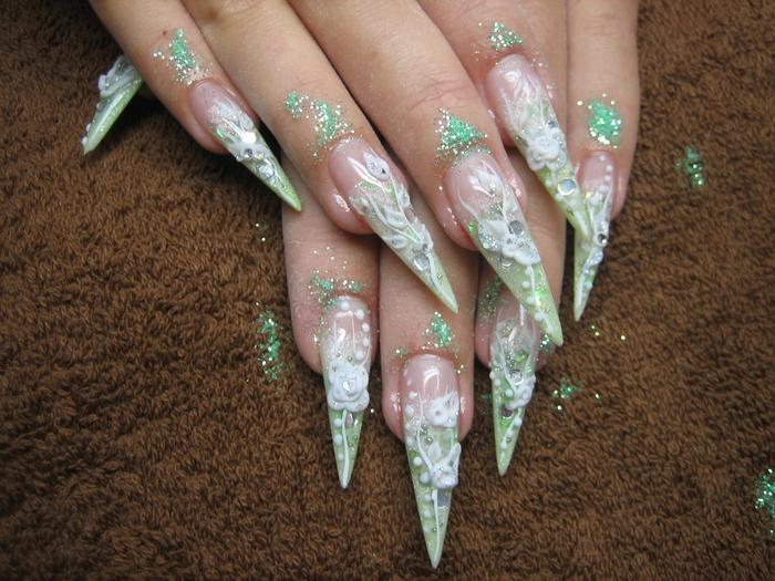 Варианты ногтей