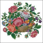 Превью woolwork collection English Flowers-32a (599x599, 99Kb)