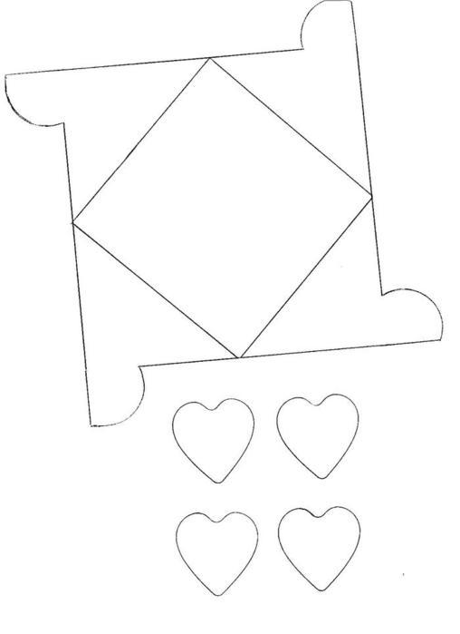 шаблон-открытки-конверта