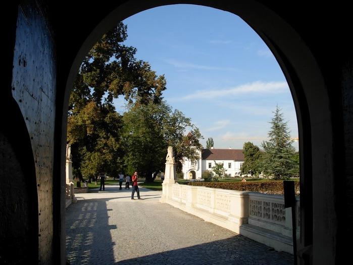 Замок Графенегг - романтичная драгоценность. 93955