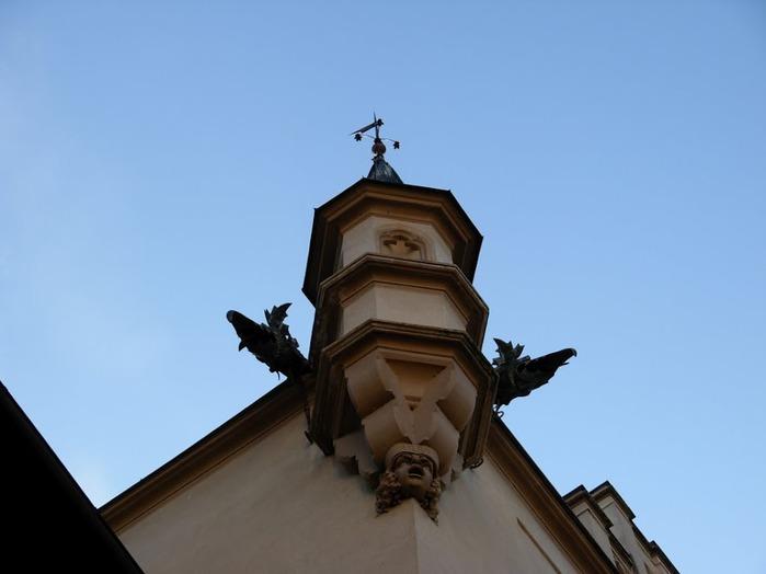 Замок Графенегг - романтичная драгоценность. 87525