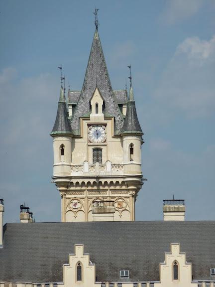 Замок Графенегг - романтичная драгоценность. 77575