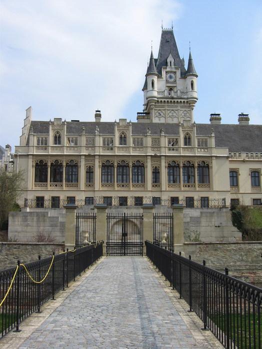 Замок Графенегг - романтичная драгоценность. 91905