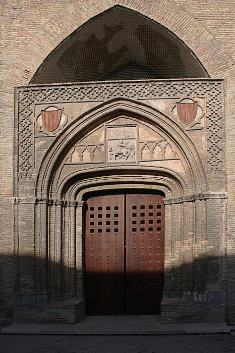 Замок Альхаферия (Castillo de Aljaferia) - жемчужинa испанского исламского наследия 16973