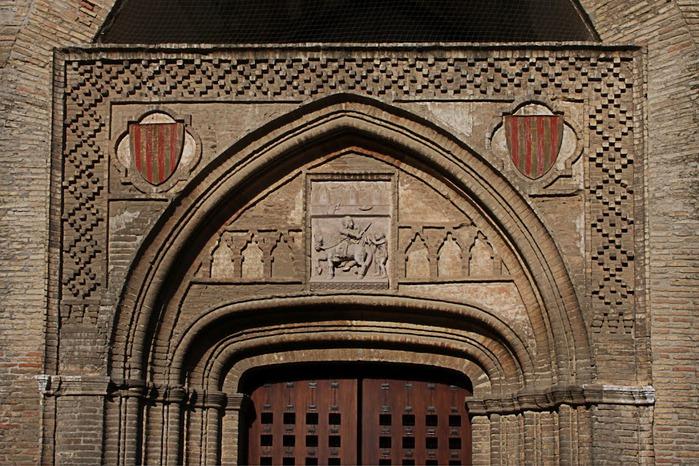 Замок Альхаферия (Castillo de Aljaferia) - жемчужинa испанского исламского наследия 89752