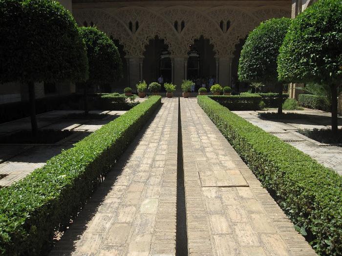Замок Альхаферия (Castillo de Aljaferia) - жемчужинa испанского исламского наследия 67833