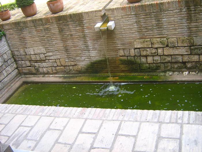 Замок Альхаферия (Castillo de Aljaferia) - жемчужинa испанского исламского наследия 47826