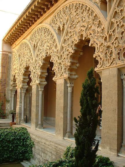 Замок Альхаферия (Castillo de Aljaferia) - жемчужинa испанского исламского наследия 66808