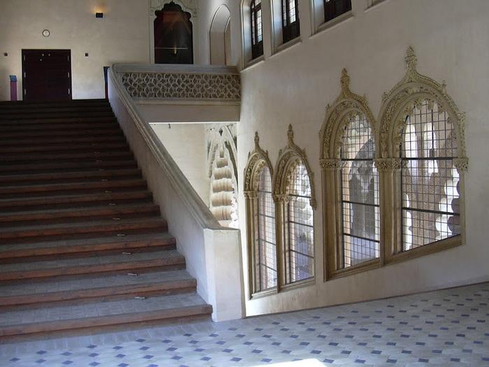 Замок Альхаферия (Castillo de Aljaferia) - жемчужинa испанского исламского наследия 77193