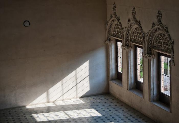 Замок Альхаферия (Castillo de Aljaferia) - жемчужинa испанского исламского наследия 42603