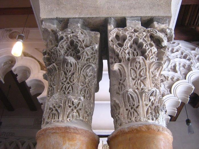 Замок Альхаферия (Castillo de Aljaferia) - жемчужинa испанского исламского наследия 41886