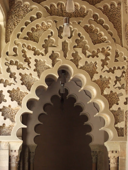 Замок Альхаферия (Castillo de Aljaferia) - жемчужинa испанского исламского наследия 82999