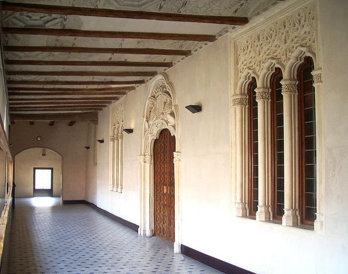 Замок Альхаферия (Castillo de Aljaferia) - жемчужинa испанского исламского наследия 47157