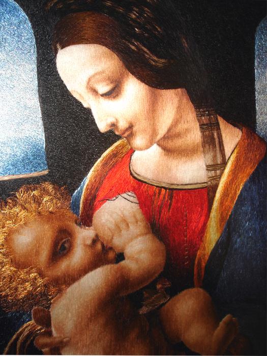 Мадонна с младенцем (Мадонна