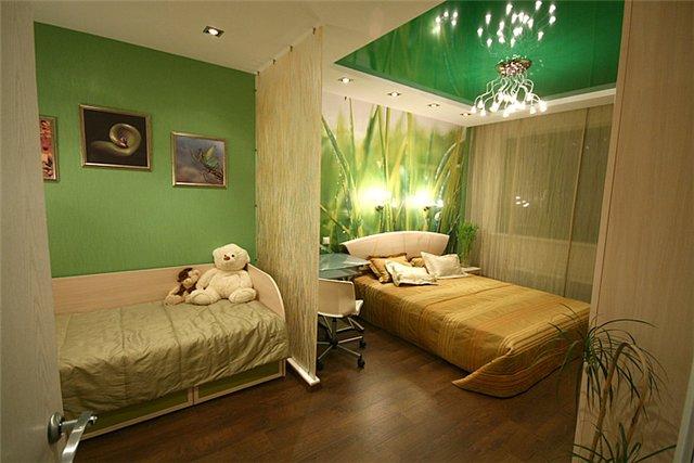 Перегородки в комнате (11 фото), зонирование однокомнатной квартиры перегородками, дизайн декоративных перегородок