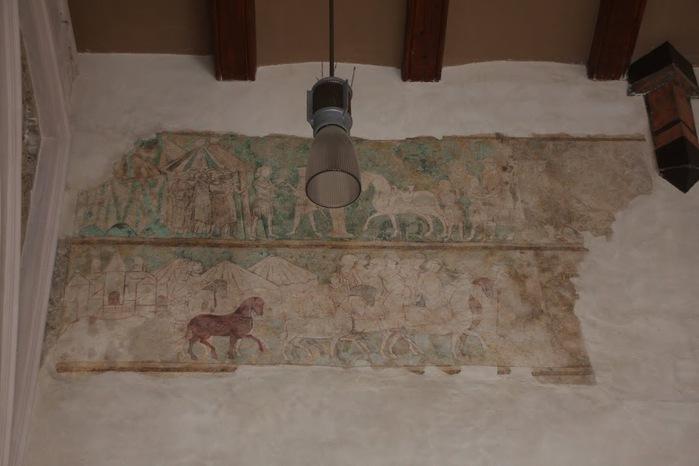 Замок Альхаферия (Castillo de Aljaferia) - жемчужинa испанского исламского наследия 61612