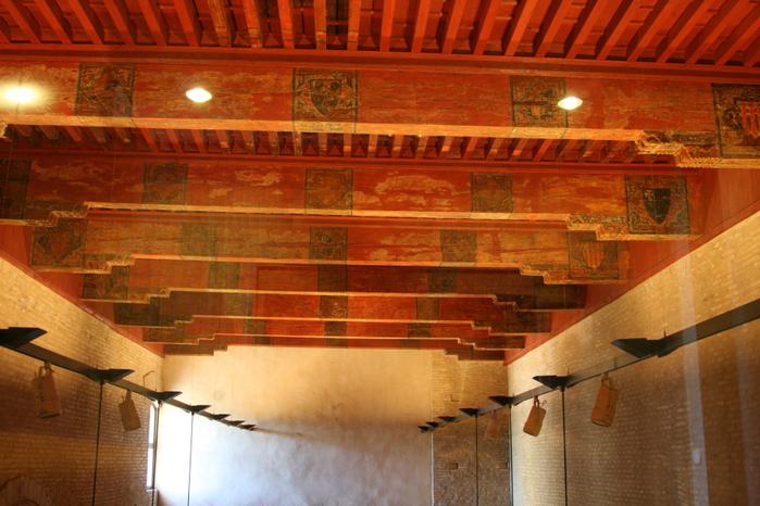 Замок Альхаферия (Castillo de Aljaferia) - жемчужинa испанского исламского наследия 82243