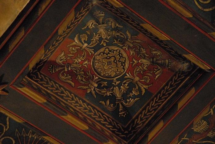 Замок Альхаферия (Castillo de Aljaferia) - жемчужинa испанского исламского наследия 29941